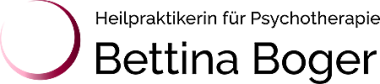 Bettina Boger – Heilpraktikerin für Psychotherapie – Esslingen- Nürtingen Logo
